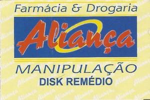 Farmácia e Drogaria Aliança