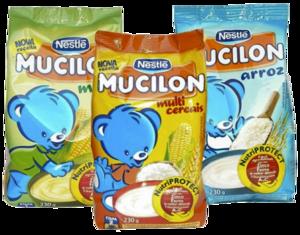 Cereal Infantil Mucilon Sachê 230g