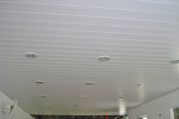 Instalação de Forro PVC m2