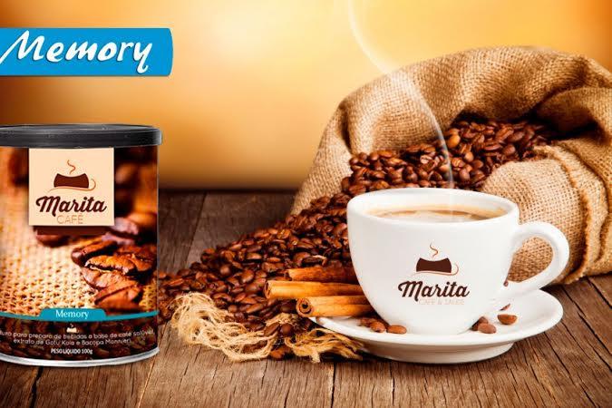 Café Marita para melhorar a Memória