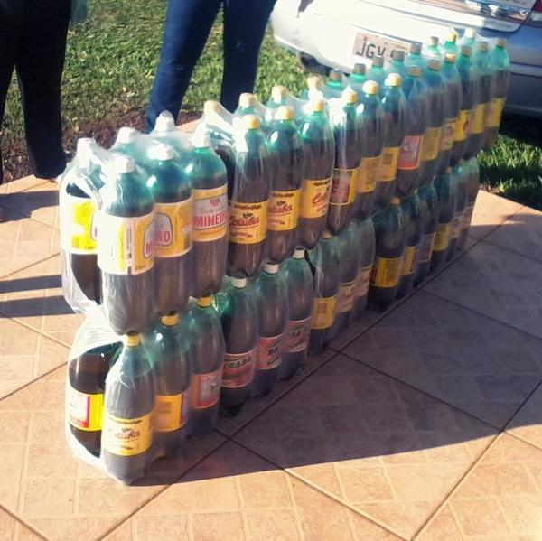 Fardo Refrigerante UAI com 6 Unidades