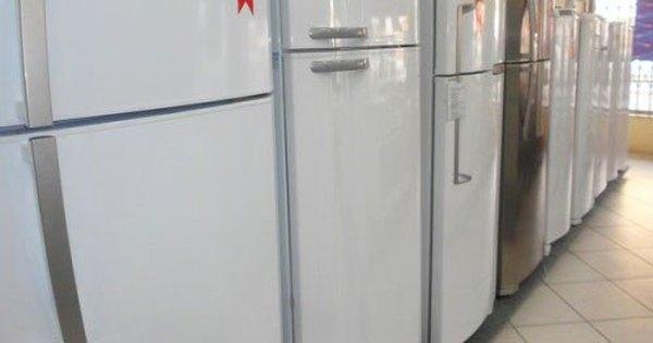 Manutenção de Refrigerador