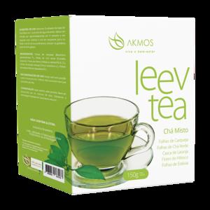 Chá 100% natural - Leev Tea Akmos