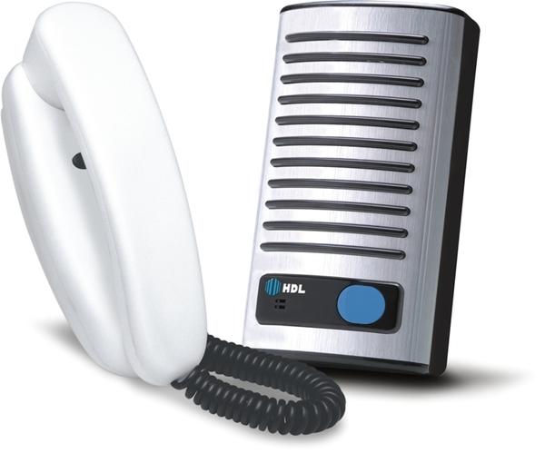 Interfone HDL com Instalação até 20 m de Cabo